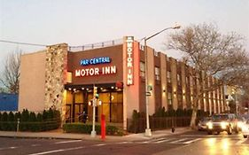 Par Central Motor Inn New York 2*