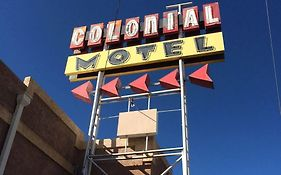 Colonial Motel Gallup Nm