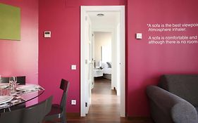 Mh Apartments Suites Barcelona
