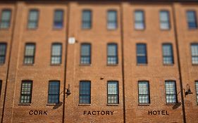 The Cork Factory Hotel 3*