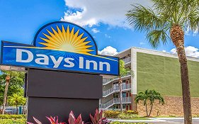 Days Inn 1700 West Broward Boulevard