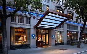 Hotel Andra Seattle Washington