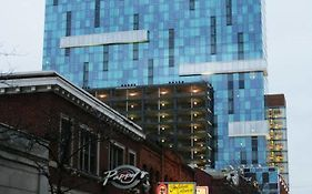 Greektown Hotels Detroit