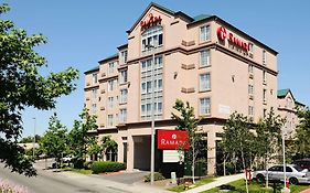 Ramada Inn Seatac Washington