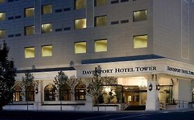 Davenport Tower Hotel Spokane