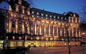 The Waldorf Hilton Hotel London United Kingdom