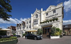 Hotel Mandolay Guildford