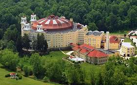 West Baden Springs Hotel French Lick Indiana