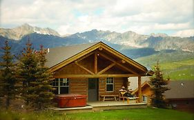 Cowboy Heaven Cabins Big Sky Mt