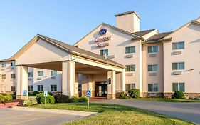 Comfort Suites Burlington Iowa