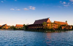 The Polynesian Resort Disney