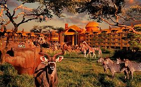 Disney World Animal Kingdom Hotel