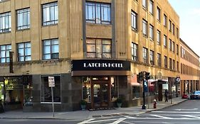 The Latchis Hotel