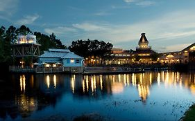 Disney Port Orleans Riverside Hotel