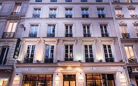 Hotel le Lavoisier Paris