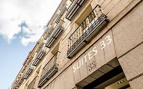 Hotel Suites 33 Madrid