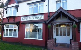 Orrell Park Hotel Liverpool