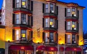 Inn at St. John Portland Maine