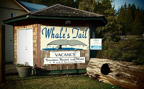 Whale's Tail Guest Suites Ucluelet