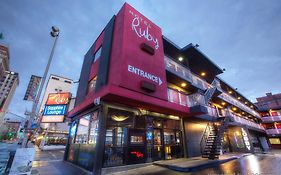 Hotel Ruby Spokane Washington