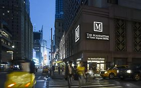 Manhattan Times Square Hotel New York City