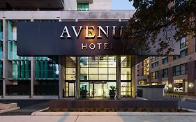 Avenue Hotel Canberra photos Exterior