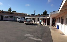 National 9 Motel Watsonville Ca