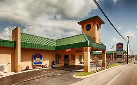 Best Western Tree City Inn Mcminnville Tn