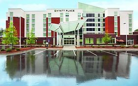 Hyatt Place Raleigh West Rbc Center