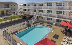 Esplanade Suites in Wildwood New Jersey