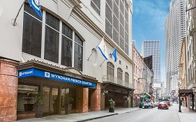 The Wyndham Hotel New Orleans
