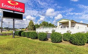 Econo Lodge Lexington Tennessee