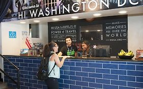 Hi Washington dc Hostel Review