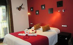 Madrid City Rooms