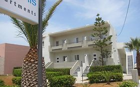 Yiannis Apartments Crete Island