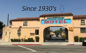 Lincoln Park Motel Los Angeles