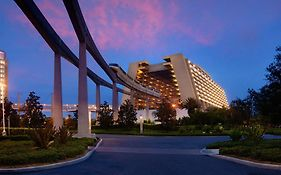 Disney's Contemporary Resort Lake Buena Vista Fl