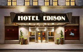 Hotell Edison New York