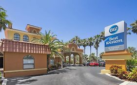 Best Western Seaside Inn st Augustine Beach