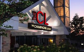 Champagne Lodge And Luxury Suites
