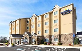 Microtel in Shelbyville Tn