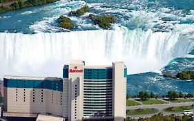 Marriott Hotel in Niagara Falls Canada