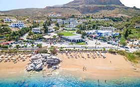 Porto Angeli Beach Resort Hotel Rhodes Island