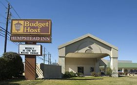 Budget Host, Hempstead Inn Houston Tx