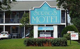 Springs Motel Saratoga Springs