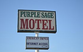 Purple Sage Motel Snyder