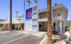 Motel 6 in Scottsdale Arizona