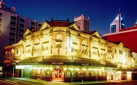 Miss Maud Swedish Hotel Perth