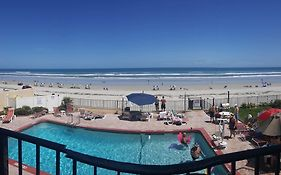 Beachside Motel Daytona Beach Shores Florida