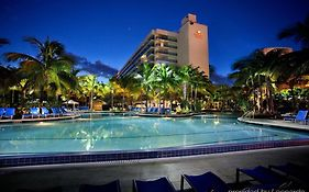 Hollywood Beach Crowne Plaza